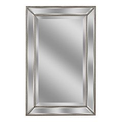 Head West Metro Beaded Wall Mirror