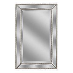 Head West Metro Beaded Wall Mirror