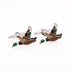 Bey-Berk Duck Cuff Links