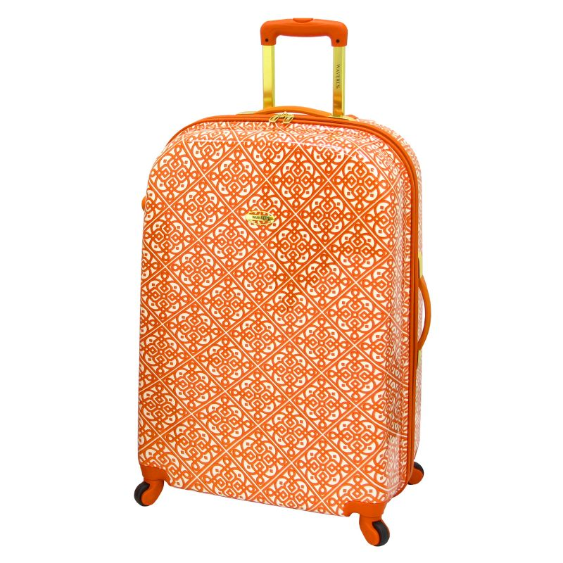 Waverly Luggage Lace It Up 29 In Hardside Spinner Upright