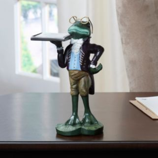 Bombay™ Frog Business Card Holder