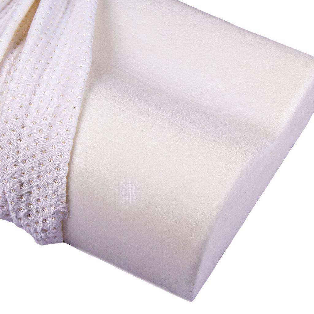 Deluxe Memory Foam Contour Pillow