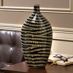 Click here to buy Bombay Stripe Vase.