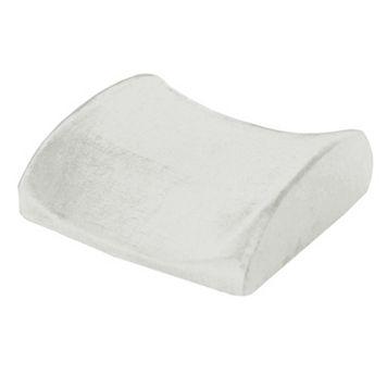 Natural Pedic Lumbar Support Memory Foam Pillow