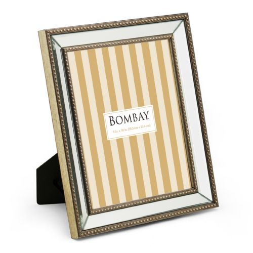 Bombay™ 8'' x 10'' Mirrored Frame