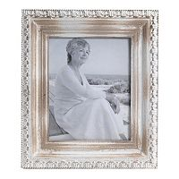 Bombay™ 8'' x 10'' Distressed Etched-Border Frame