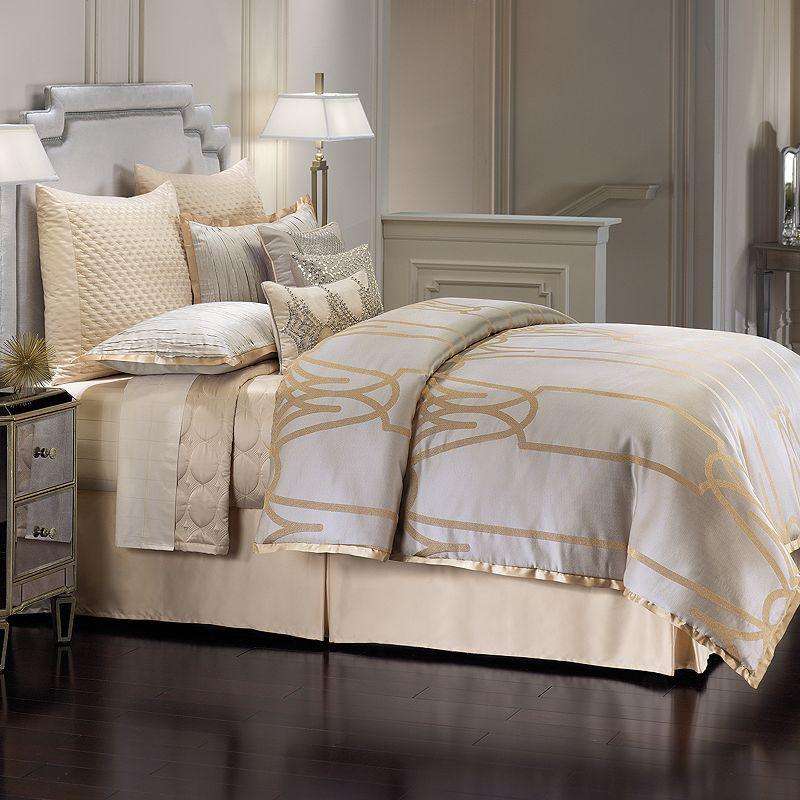 Jennifer Lopez bedding collection Chateau 3-pc. Duvet Cover Set - King