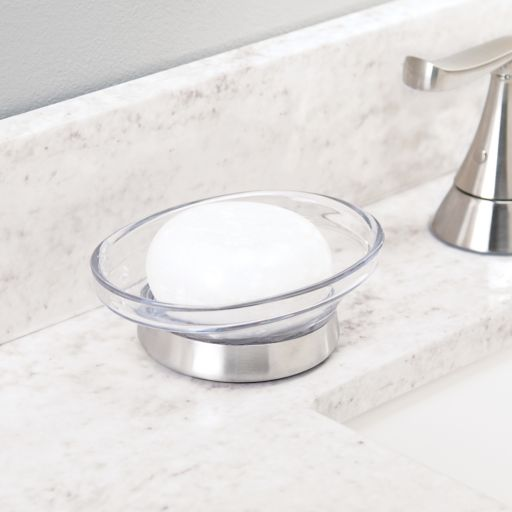 interDesign Aris Soap Dish