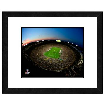 Green Bay Packers Stadium Framed 11