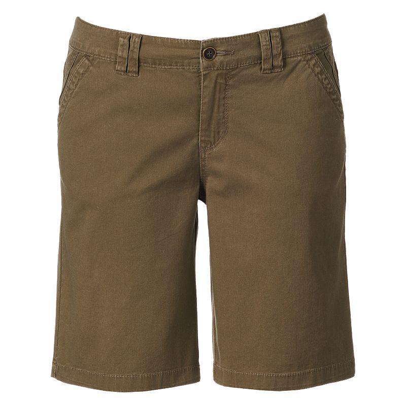 Unionbay Bermuda Shorts - Juniors' Plus
