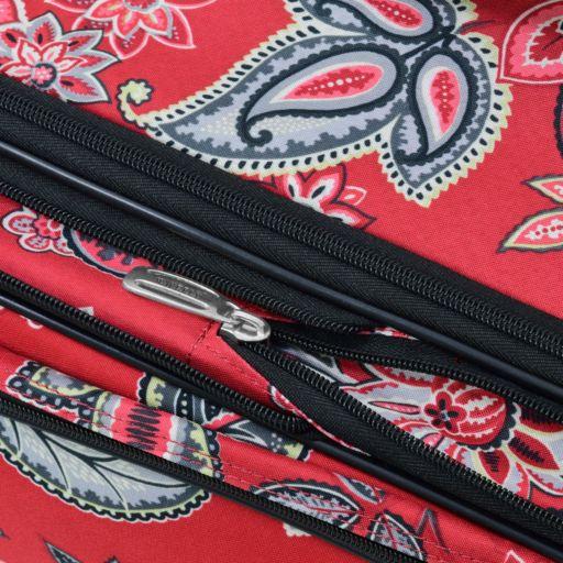 Waverly Boutique 4-Piece Luggage Set
