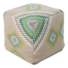 Artisan Weaver Breeze Pouf