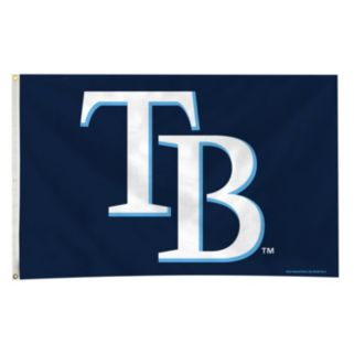 Tampa Bay Rays Navy Banner Flag