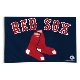 Boston Red Sox Navy Banner Flag
