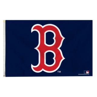 Boston Red Sox Banner Flag