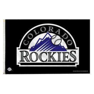Colorado Rockies Banner Flag