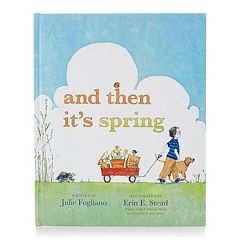 Kohl's Cares® And Then It's Spring Book