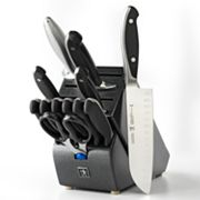 J.A. Henckels International 13-pc. Forged Synergy Knife Block Set