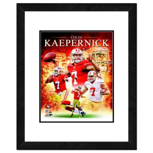 "Colin Kaepernick Framed 11"" x 14"" Photo"