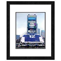 Seattle Seahawks Stadium Framed 11
