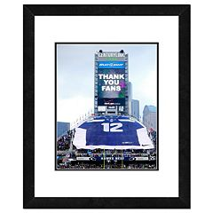 Seattle Seahawks Stadium Framed 11' x 14' Photo