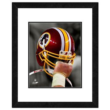 Washington Redskins Team Helmet Framed 11