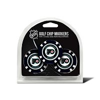 Team Golf Philadelphia Flyers 3-pack Poker Chip Ball Markers