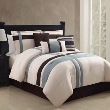 VCNY Berkley 7-pc. Comforter Set