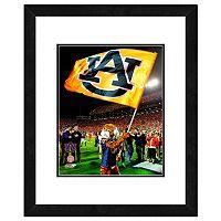 Auburn Tigers Mascot Framed 11