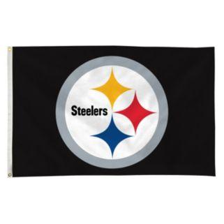 Pittsburgh Steelers Banner Flag