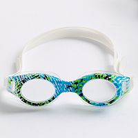 Speedo Pixel Boomerang Jr. Goggles - Girls