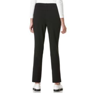 Women's Grand Slam Ponte Comfort Golf Pants