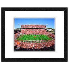 Clemson Tigers Stadium Framed 11' x 14' Photo