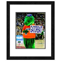 Florida Gators Mascot Framed 11