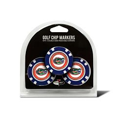 Team Golf Florida Gators 3-pack Poker Chip Ball Markers