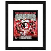 Florida State Seminoles All-Time Greats Framed 11' x 14' Photo