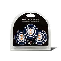 Team Golf Illinois Fighting Illini 3-pack Poker Chip Ball Markers