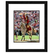 Florida State Seminoles Mascot Framed 11' x 14' Photo