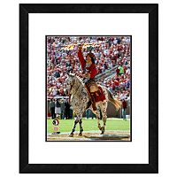 Florida State Seminoles Mascot Framed 11