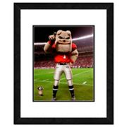 Georgia Bulldogs Mascot Framed 11' x 14' Photo