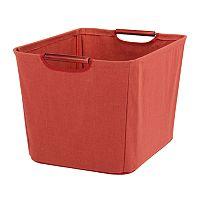 Household Essentials Tapered Storage Bin - Medium