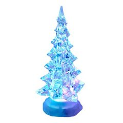 Battery-Operated Lighted Christmas Tree Decoration