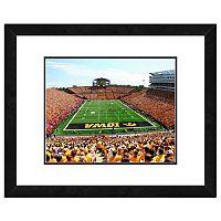 Iowa Hawkeyes Stadium Framed 11