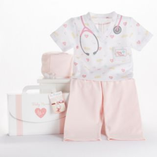 Baby Aspen Big Dreamzzz Baby Nurse Layette Set - Baby