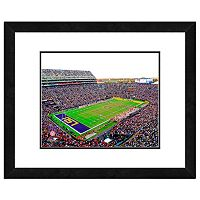 LSU Tigers Stadium Framed 11
