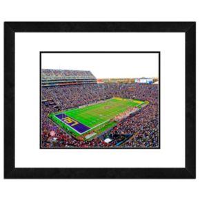 "LSU Tigers Stadium Framed 11"" x 14"" Photo"