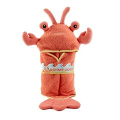 Baby Aspen Lobster Spa Robe - Baby