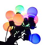 10-Light LED Old-Time Party String Lights