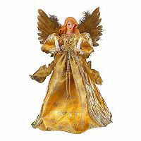 Kurt Adler 14-in. Angel Christmas Tree Topper