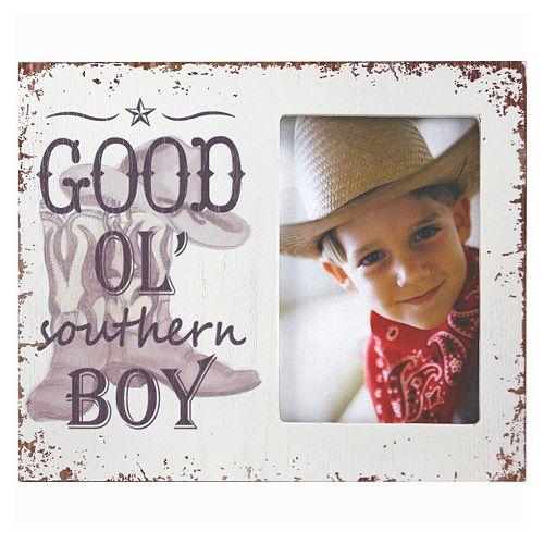 Fetco Rosalee ''Good Ol' Southern Boy'' 4'' x 6'' Frame